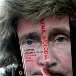 Karina Downar-Baluta, Selfie z Putinem m