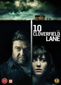 10 Cloverfield Lane - nordic retail DVD